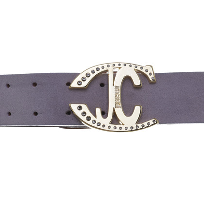Just Cavalli Belt with logo buckle