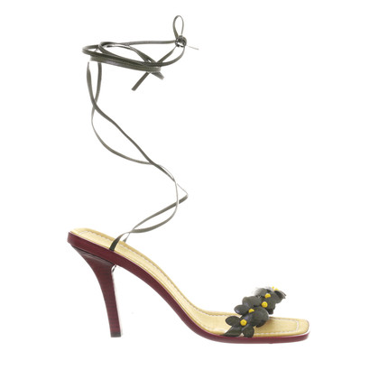 Valentino Sandals with lace detail