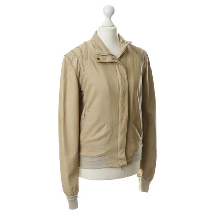 Giorgio Brato Bomber jacket leather