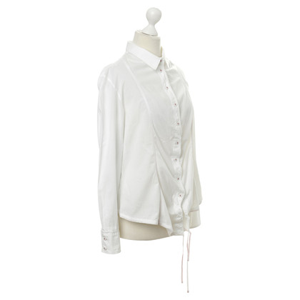 Marithé et Francois Girbaud Blouse with DrawString