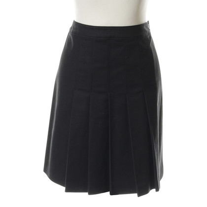 Calvin Klein Pleated skirt in black