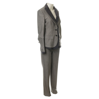 Hugo Boss Trouser suit with stripes