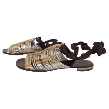 Giuseppe Zanotti Lace up Sandals