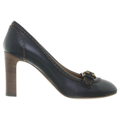 Chloé pumps with tie detail