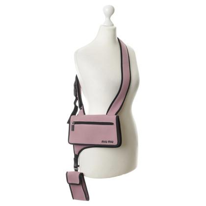 Miu Miu Sporty shoulder bags