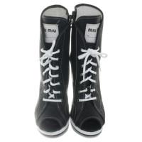 Miu Miu Sneaker boots