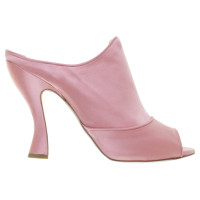 Miu Miu Slippers in pink