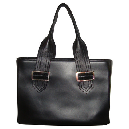 Burberry  Shopper in pelle pochette