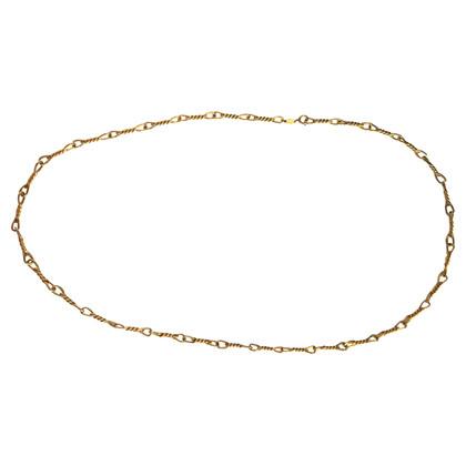 Christian Dior Catena lunga placcati in oro