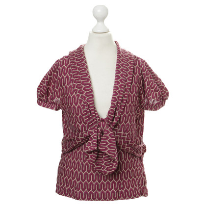 Missoni Knitted shirt with knot detail