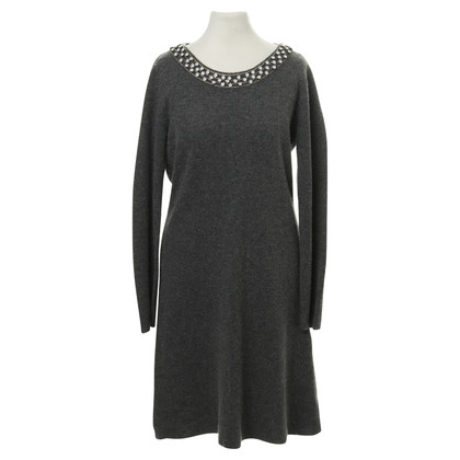 Milly Tricot robe avec strass trim