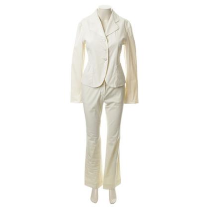 Prada Pants suit in cream colours