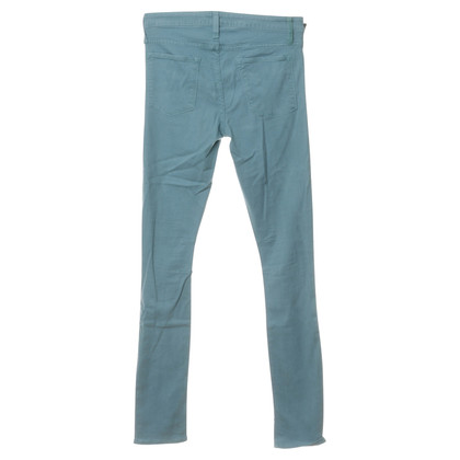 Helmut Lang Jeans in turchese