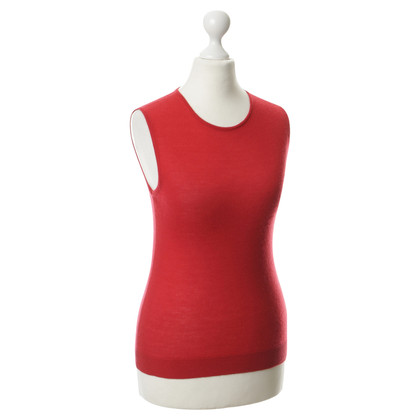 Valentino Kashmir-top in red