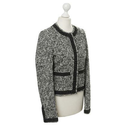 Karl Lagerfeld The bouclé-look jacket