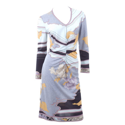 Leonard Pattern dress
