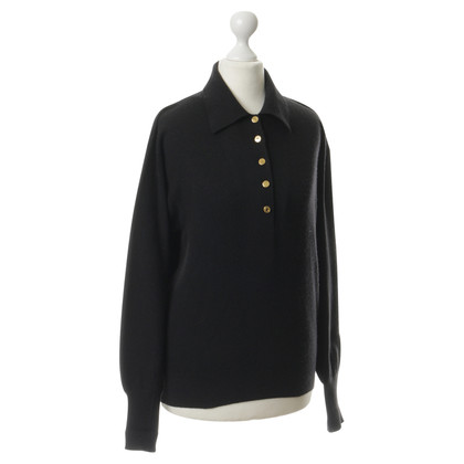 Hermès Black sweater