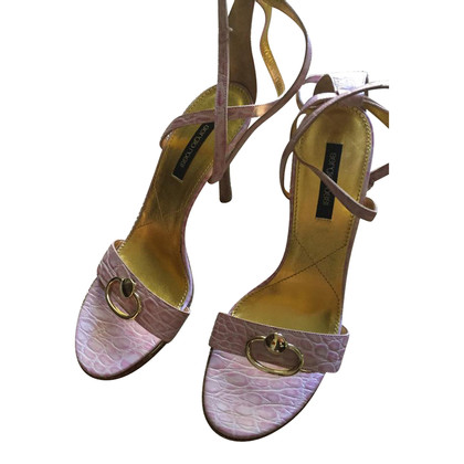 Sergio Rossi High heels with application