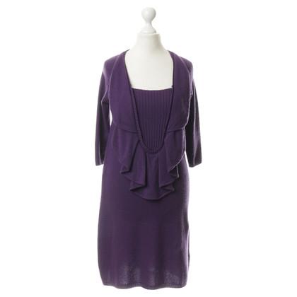 Hoss Intropia Kleid aus Kaschmir