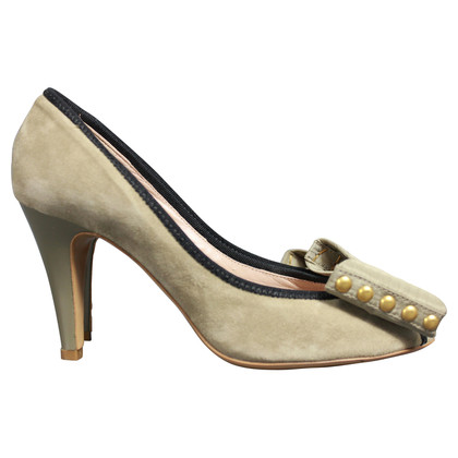 Chloé pumps with open toe
