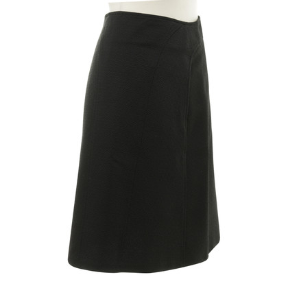 Fendi skirt with texture