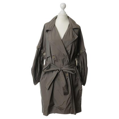 Stella McCartney Rain coat in khaki