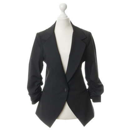 Elizabeth & James Blazer with geschoppten sleeves