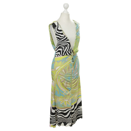 Roberto Cavalli Dress in the pattern mix