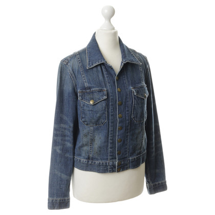 Current Elliott Jeansjacke in Blau