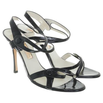 Rupert Sanderson Black sandals