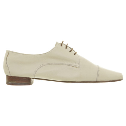 Other Designer Fratelli Rossetti - lace-up shoe in cream