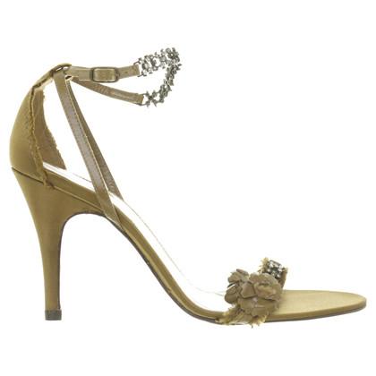 Pedro Garcia Green sandals