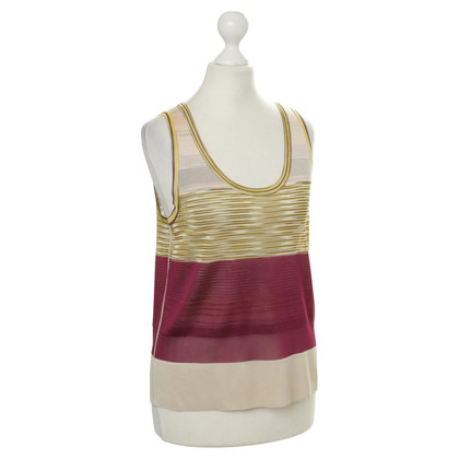 Missoni Top with stripe pattern