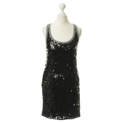 D&G Tank-long top with sequins