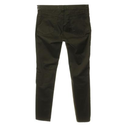 J Brand Pantaloni in oliva