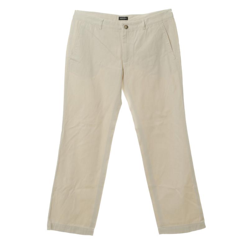 Bruuns Bazaar Trousers in beige
