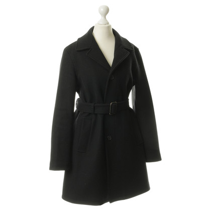 A.P.C. Coat in donkerblauw