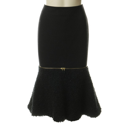 Alexander McQueen Skirt with zipper