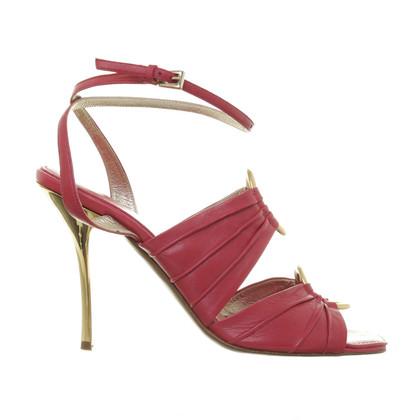 Missoni Sandalen in het rood
