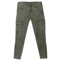 J Brand Olive cargo jeans
