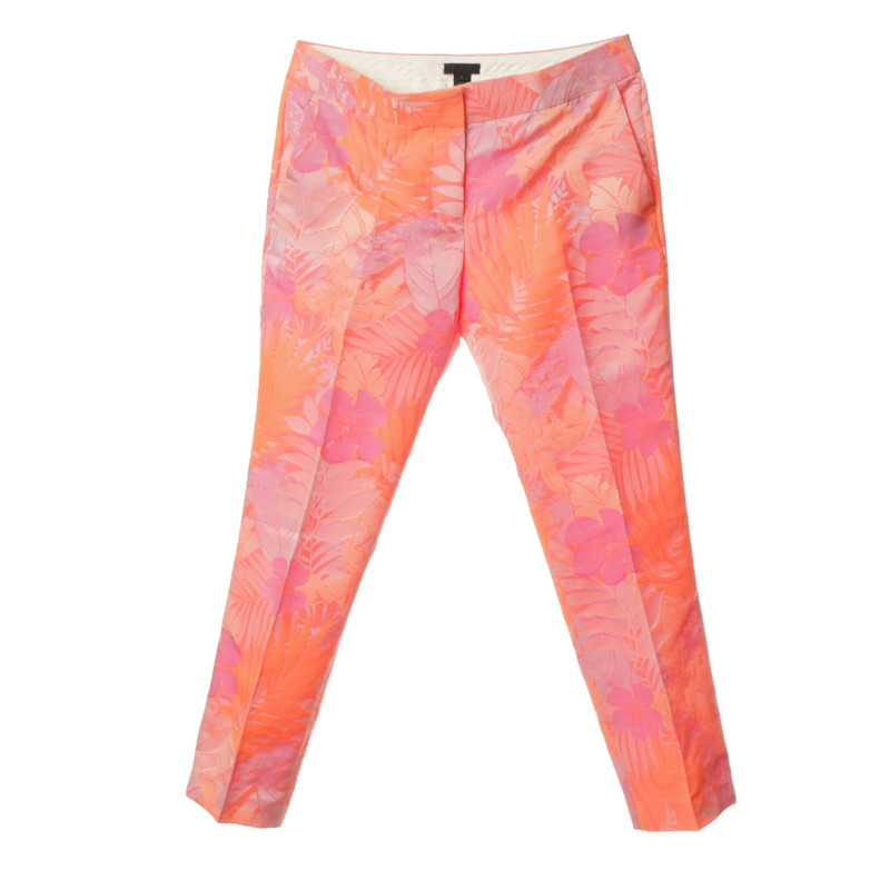 J. Crew Pants in neon colors