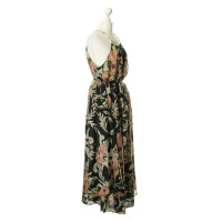 Zimmermann Silk dress with necklace