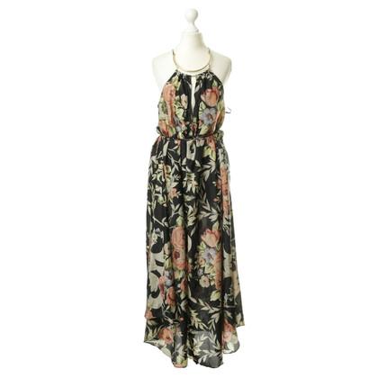 Zimmermann Zijden jurk met ketting