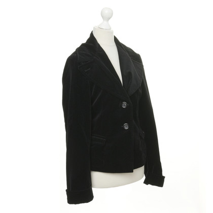 René Lezard Blazer with a velvety surface