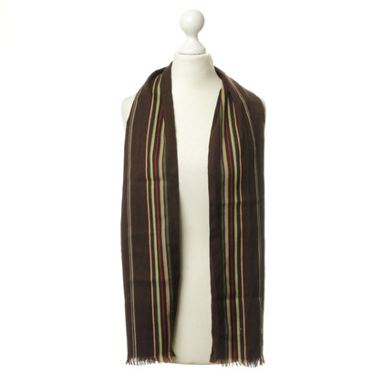 Paul Smith Scarf with stripes