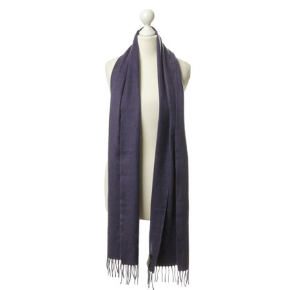 Hugo Boss Scarf in purple