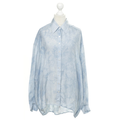 Elizabeth & James Oversize blouse zijde