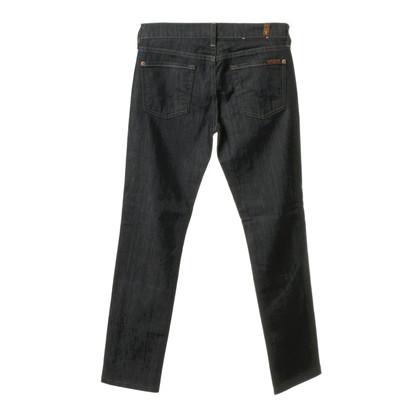 """Seven 7 Jeans in Dunkelblau """"Roxanne"""""""