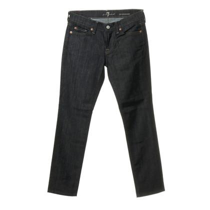 Seven 7 Jeans bleu foncé « Roxanne »