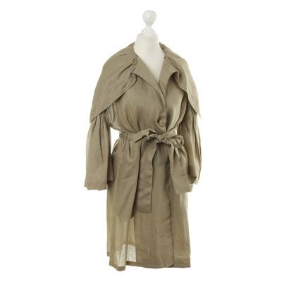 Stella McCartney Coat made of bamboo fabric